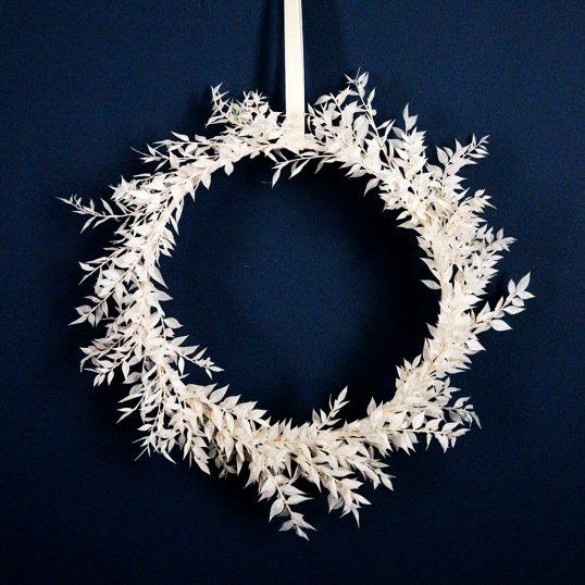 White Wreath Selene