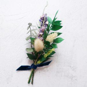Nicholas Winter Wedding Buttonhole