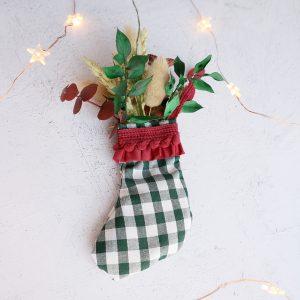 Christmas Stocking Decoration Noelle
