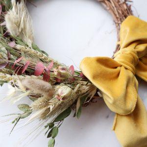 Make a Wreath for Autumn Craft Kit